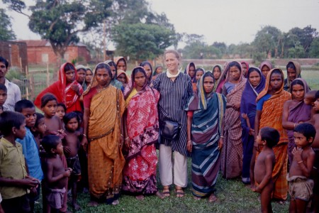 Eva B Ernfors, kvinnor från Sri Lanka